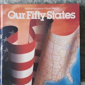 Our Fifty States - Vintage hardback